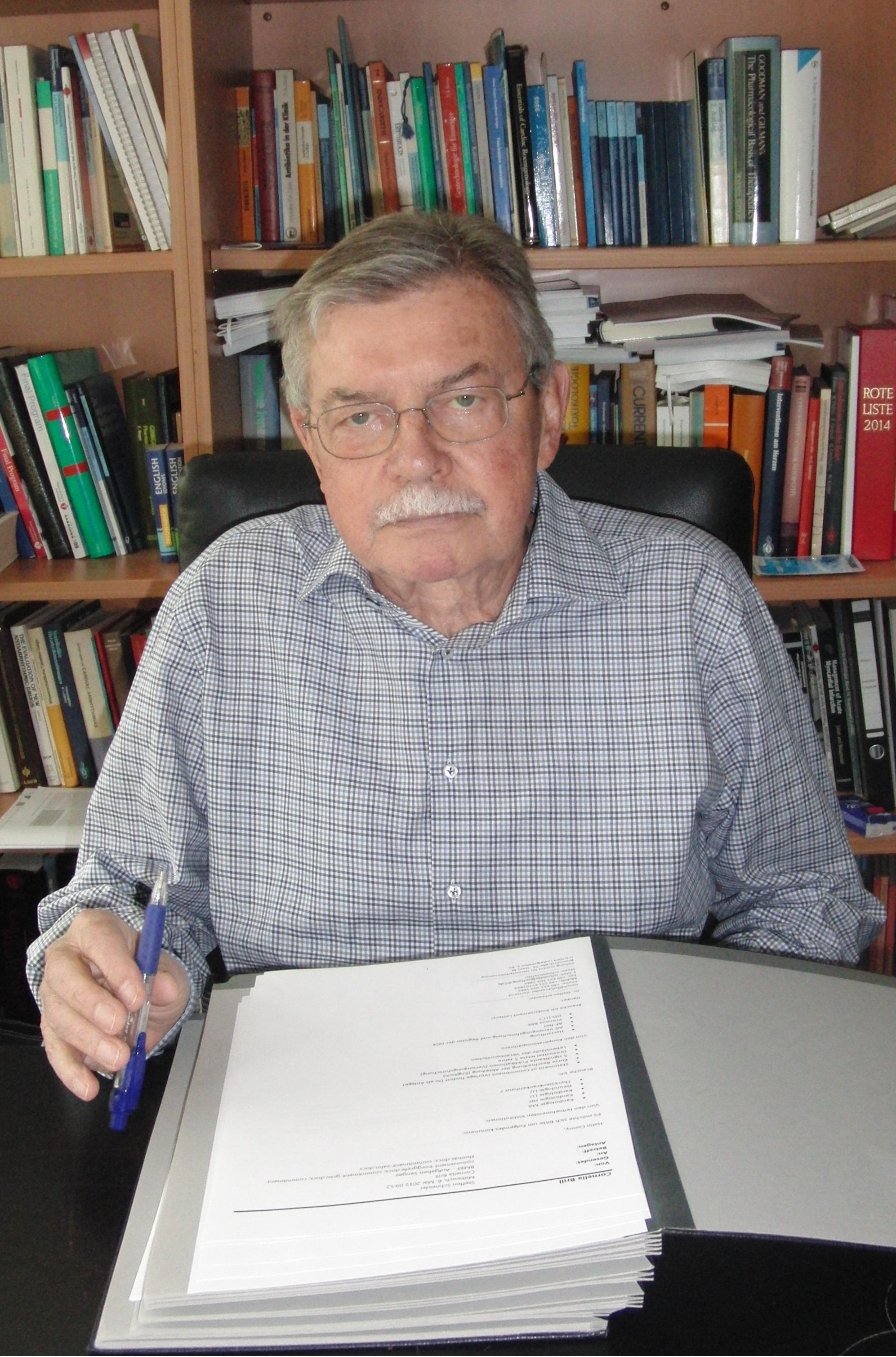 Dr. Jochen Senges